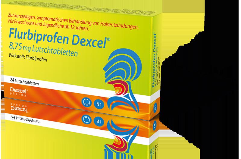 Flurbiprofen Dexcel