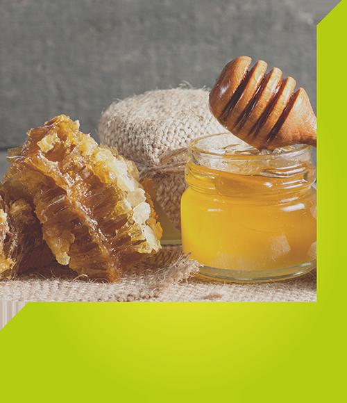 Honig hilft heilen